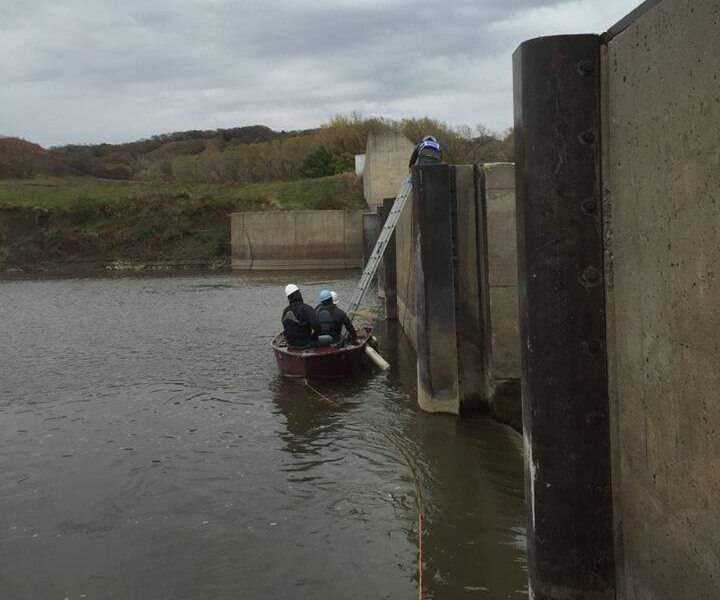Little Sioux River Weir